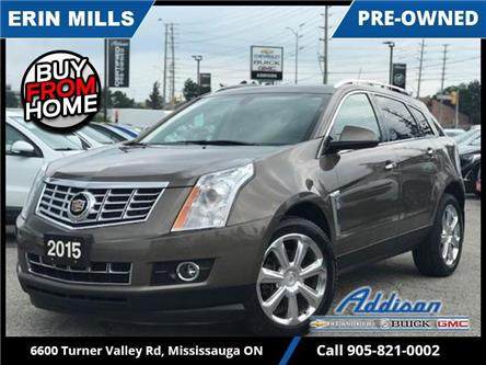 2015 Cadillac SRX Performance (Stk: UM00701) in Mississauga - Image 1 of 19