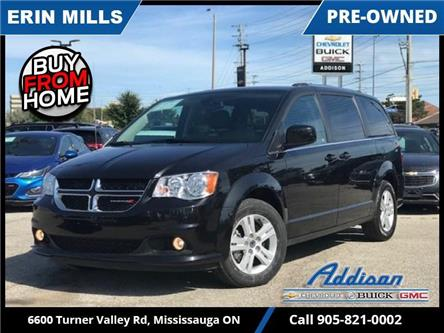 2018 Dodge Grand Caravan Crew (Stk: UM12543) in Mississauga - Image 1 of 17