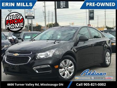 2016 Chevrolet Cruze Limited 1LT (Stk: UM74775) in Mississauga - Image 1 of 14