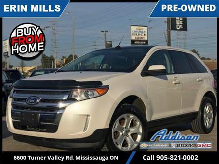 2014 Ford Edge SEL (Stk: UM07756) in Mississauga - Image 1 of 17