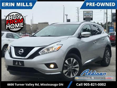 2016 Nissan Murano SV (Stk: UM00603) in Mississauga - Image 1 of 20