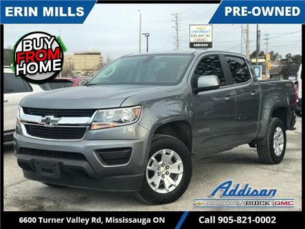 2019 Chevrolet Colorado LT (Stk: UM91563) in Mississauga - Image 1 of 26