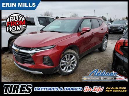 2020 Chevrolet Blazer True North (Stk: LS643494) in Mississauga - Image 1 of 7