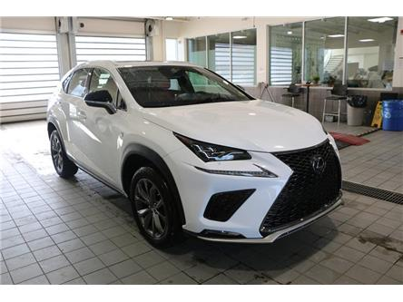 2020 Lexus NX 300 Base (Stk: 200426) in Calgary - Image 1 of 17