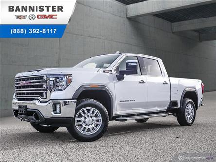 2020 GMC Sierra 3500HD SLT (Stk: P20-522) in Kelowna - Image 1 of 25