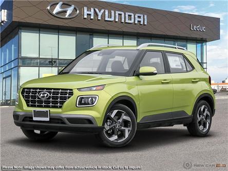 2020 Hyundai Venue Ultimate w/Black Interior (IVT) (Stk: 20VU2321) in Leduc - Image 1 of 23