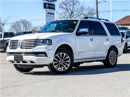 2017 Lincoln Navigator Select (Stk: P51274) in Newmarket - Image 1 of 28