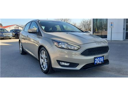 2016 Ford Focus SE (Stk: P0522) in Bobcaygeon - Image 1 of 22