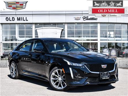 2020 Cadillac CT5 Sport (Stk: L0128414) in Toronto - Image 1 of 27