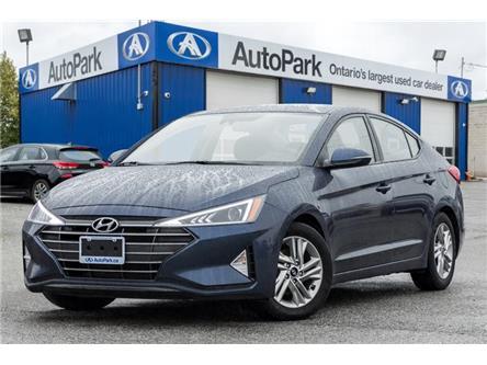 2019 Hyundai Elantra Preferred (Stk: 19-68427R) in Georgetown - Image 1 of 19