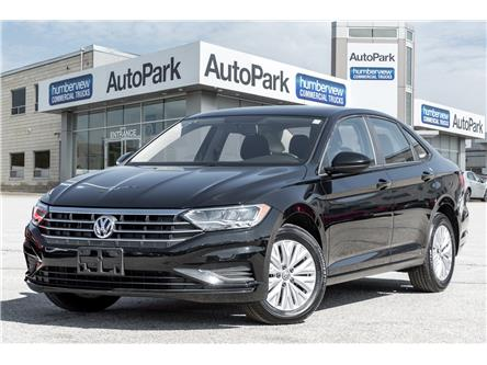 2019 Volkswagen Jetta 1.4 TSI Comfortline (Stk: ) in Mississauga - Image 1 of 18