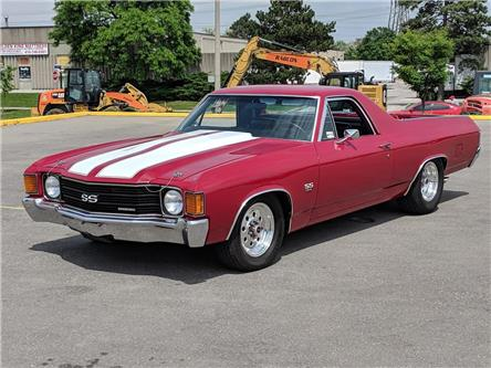 1972 Chevrolet El Camino 2 DR SS1 (Stk: 19Q5834B) in Toronto - Image 1 of 30