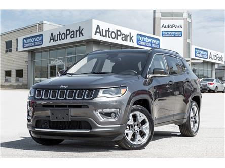 2018 Jeep Compass Limited (Stk: APR7324) in Mississauga - Image 1 of 20
