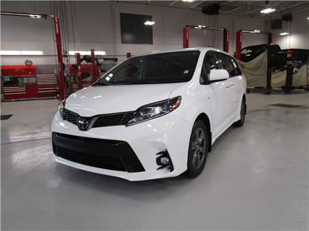 2020 Toyota Sienna SE 7-Passenger (Stk: 209125) in Moose Jaw - Image 1 of 33