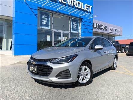 2019 Chevrolet Cruze LT (Stk: PS20-009) in Parry Sound - Image 1 of 14