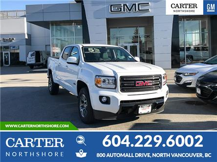 2019 GMC Canyon All Terrain w/Leather (Stk: 9CN1350T) in North Vancouver - Image 1 of 13
