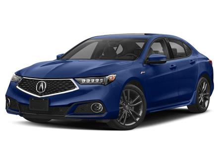2020 Acura TLX Elite A-Spec w/Red Leather (Stk: 20247) in Burlington - Image 1 of 9