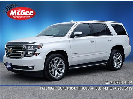2016 Chevrolet Tahoe LTZ (Stk: 19431A) in Peterborough - Image 1 of 21