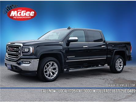 2017 GMC Sierra 1500 SLT (Stk: 19777A) in Peterborough - Image 1 of 18