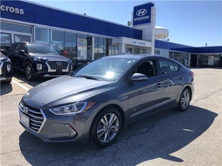 2017 Hyundai Elantra GL (Stk: 11617P) in Scarborough - Image 1 of 18