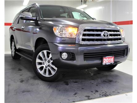 2016 Toyota Sequoia Limited 5.7L V8 (Stk: 300774S) in Markham - Image 1 of 34