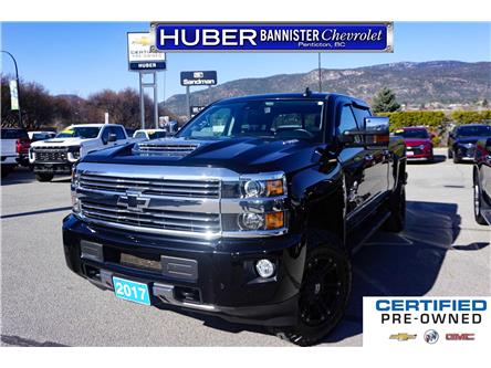 2017 Chevrolet Silverado 3500HD High Country (Stk: N13320A) in Penticton - Image 1 of 25