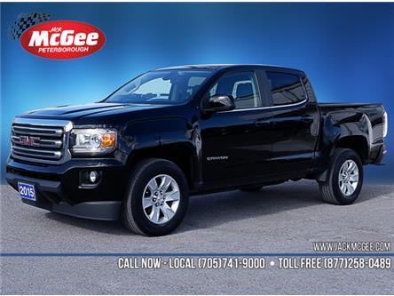 2015 GMC Canyon SLE (Stk: 19797A) in Peterborough - Image 1 of 20