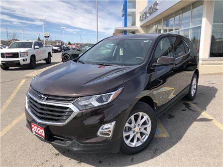2020 Chevrolet Equinox LT (Stk: 42208) in Carleton Place - Image 1 of 11