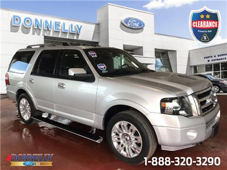 2011 Ford Expedition Limited (Stk: CLDS1835B) in Ottawa - Image 1 of 22