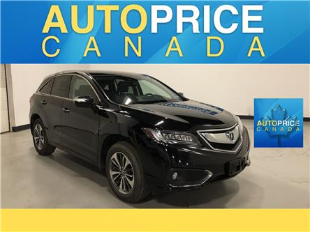 2018 Acura RDX Elite (Stk: B0911) in Mississauga - Image 1 of 30