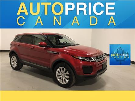 2018 Land Rover Range Rover Evoque SE (Stk: W0927) in Mississauga - Image 1 of 28