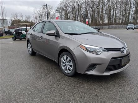 2015 Toyota Corolla LE (Stk: 3712) in Welland - Image 1 of 13
