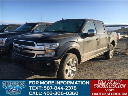 2019 Ford F-150 Platinum (Stk: K-2634) in Okotoks - Image 1 of 5