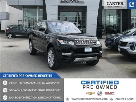 2016 Land Rover Range Rover Sport DIESEL Td6 HSE (Stk: 973680) in North Vancouver - Image 1 of 28