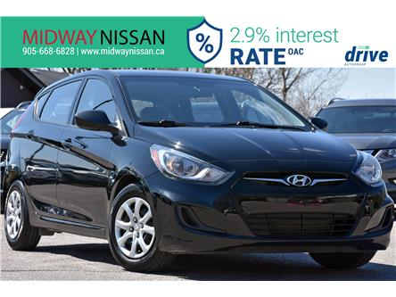 2014 Hyundai Accent GL (Stk: LW371738A) in Whitby - Image 1 of 27