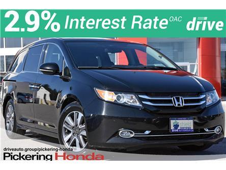 2016 Honda Odyssey Touring (Stk: V144A) in Pickering - Image 1 of 38