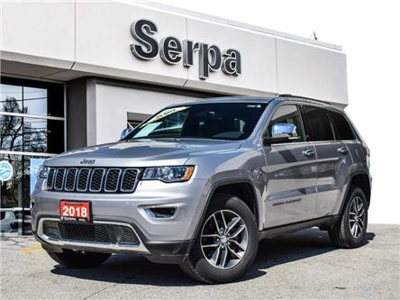 2018 Jeep Grand Cherokee Limited (Stk: P9092) in Toronto - Image 1 of 27