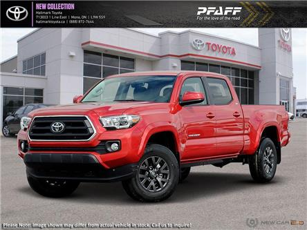 2020 Toyota Tacoma 4x4 Double Cab Regular Bed V6 6A (Stk: H20185) in Orangeville - Image 1 of 24