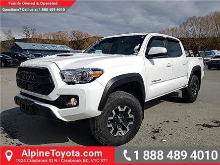 2018 Toyota Tacoma TRD Off Road (Stk: X124987M) in Cranbrook - Image 1 of 24