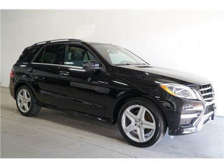 2015 Mercedes-Benz M-Class Base (Stk: 503541) in Vaughan - Image 1 of 30