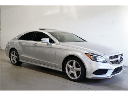 2015 Mercedes-Benz CLS-Class Base (Stk: 146368) in Vaughan - Image 1 of 30