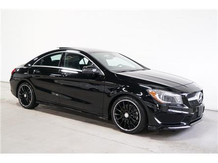2016 Mercedes-Benz CLA-Class Base (Stk: 332798) in Vaughan - Image 1 of 30