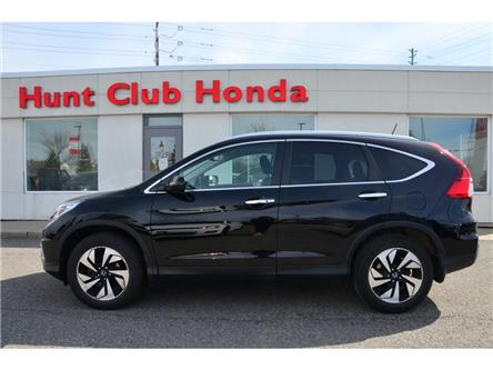 2016 Honda CR-V Touring (Stk: 7524A) in Gloucester - Image 1 of 25