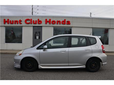 2007 Honda Fit Sport (Stk: 7493B) in Gloucester - Image 1 of 19