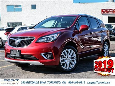 2019 Buick Envision Premium II (Stk: 088880) in Etobicoke - Image 1 of 30