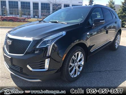 2020 Cadillac XT5 Sport (Stk: 196669) in Bolton - Image 1 of 14