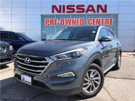 2018 Hyundai Tucson SE (Stk: U3101R) in Scarborough - Image 1 of 27