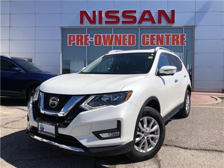 2018 Nissan Rogue SV (Stk: M10521A) in Scarborough - Image 1 of 28