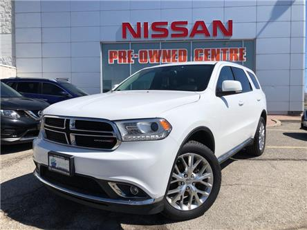 2016 Dodge Durango AWD 4dr Limited (Stk: M10550A) in Scarborough - Image 1 of 30