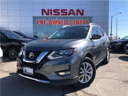 2018 Nissan Rogue SV (Stk: U3108) in Scarborough - Image 1 of 23